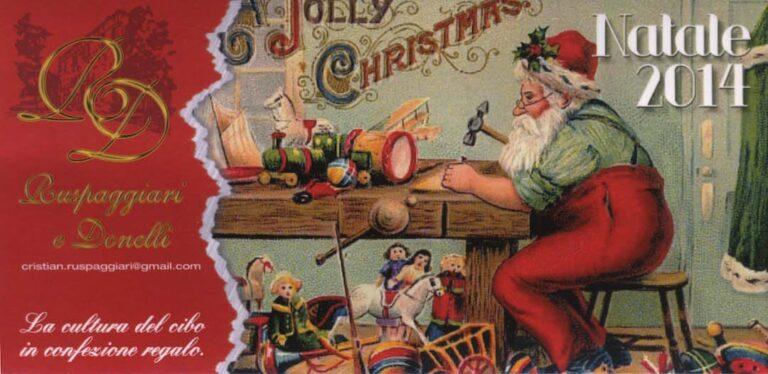 Cartoline Natale 2014