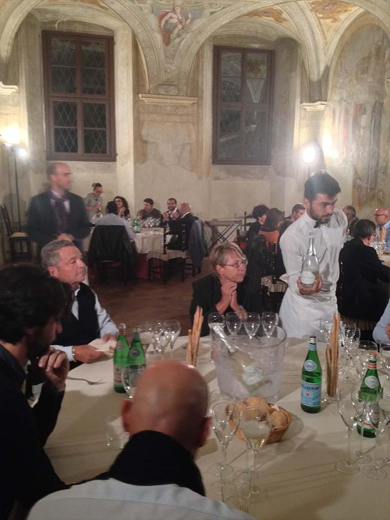 Cena-Degustazione Ruspaggiari & Donelli